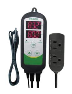 Inkbird Dual Stage Temperature Controller + NTC Sensor