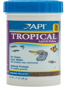 API FISH FOOD FLAKES