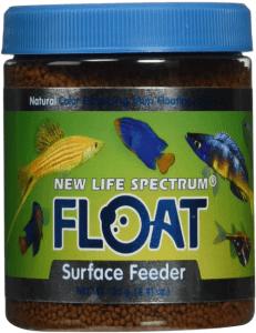 New Life Spectrum Float Surface Salt Fresh Pet Food