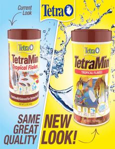 TetraMin Nutritionally Balanced Tropical Flake Feed for Tropical Fish
