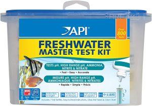 API Freshwater Master Aquarium Water Test Kit