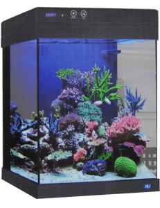 Cubey JBJ 20 Gallon Black Aquarium