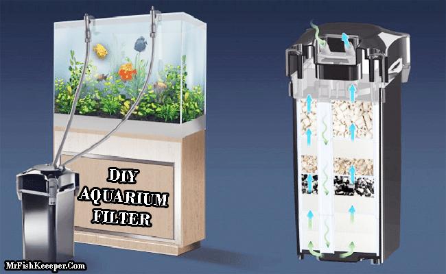DIY AQUARIUM FILTER