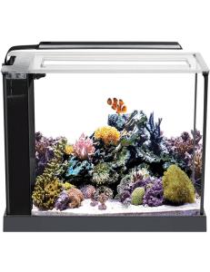 Fluval 10528A1 Evo V Marine Aquarium Kit 5 gal Black